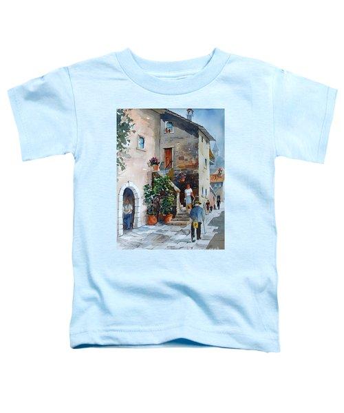 Arezzo-3 Toddler T-Shirt