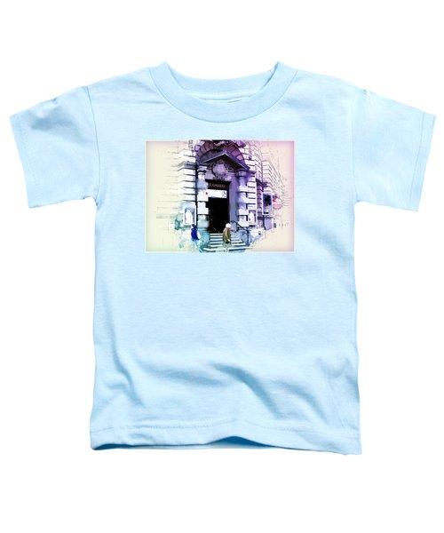 Art Gallery Toddler T-Shirt
