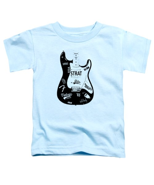 Fender Stratocaster 65 Toddler T-Shirt