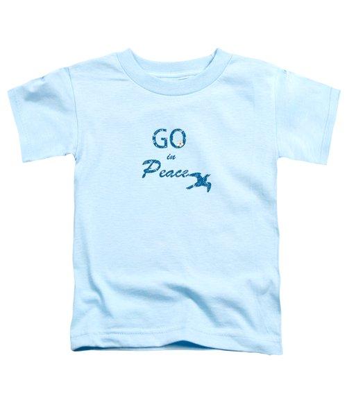 River Blue Toddler T-Shirt