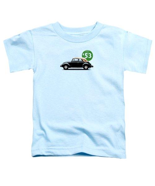 Beetle 53 Toddler T-Shirt
