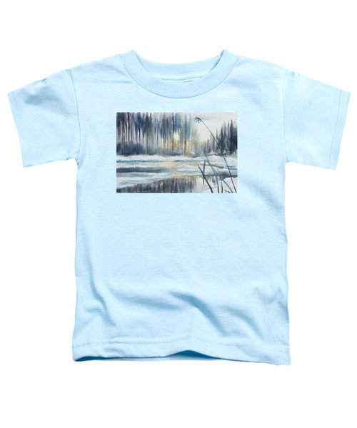 Snow From Yesterday Toddler T-Shirt