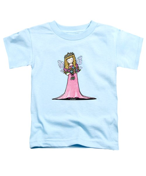 Kiniart Faerie Princess Toddler T-Shirt