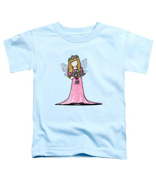 Kiniart Faerie Princess Toddler T-Shirt