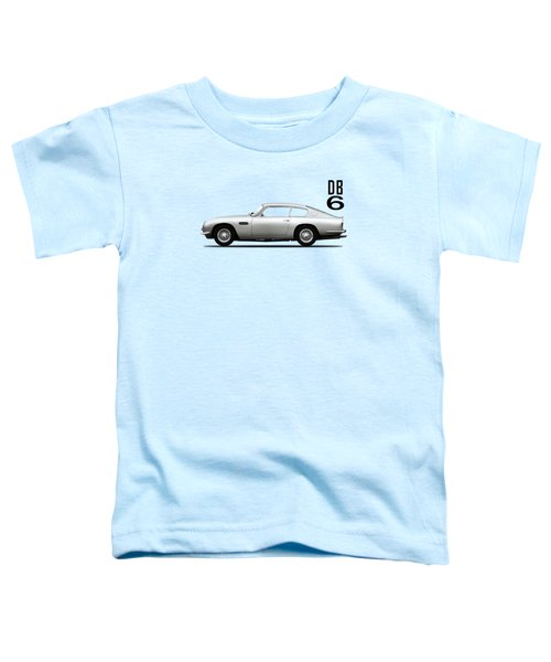 The Aston Db6 Toddler T-Shirt