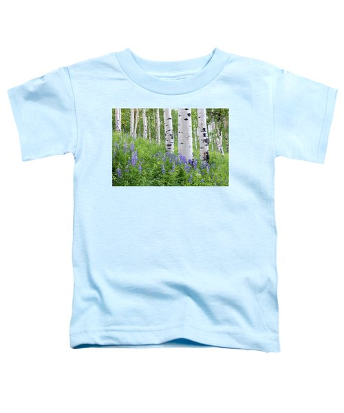 Aspen And Lupine Toddler T-Shirt