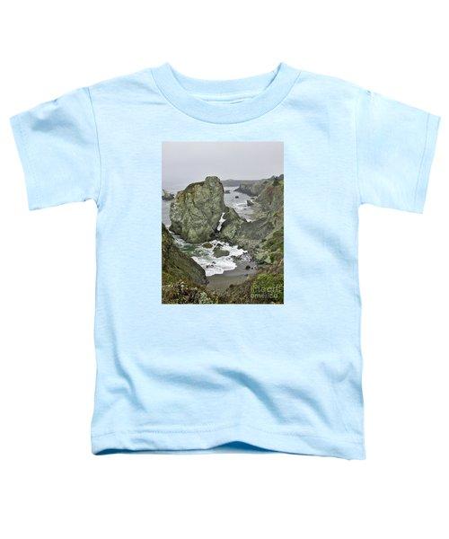 At The Edge Toddler T-Shirt