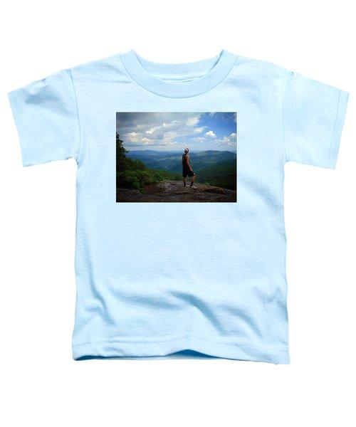 Appalachian Trail - Views Toddler T-Shirt