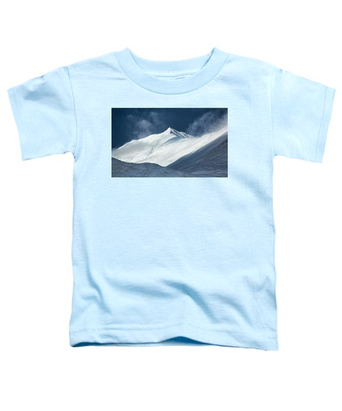 Atigun Pass In Brooks Range Toddler T-Shirt