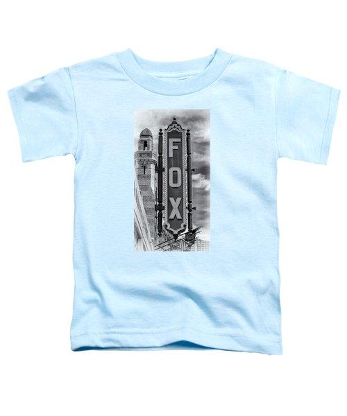 Atlanta - Fox Theatre Sign #1 Toddler T-Shirt