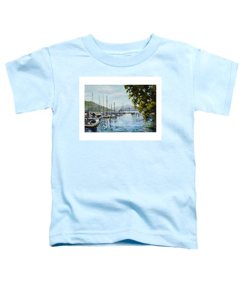 Attersee Austria Toddler T-Shirt