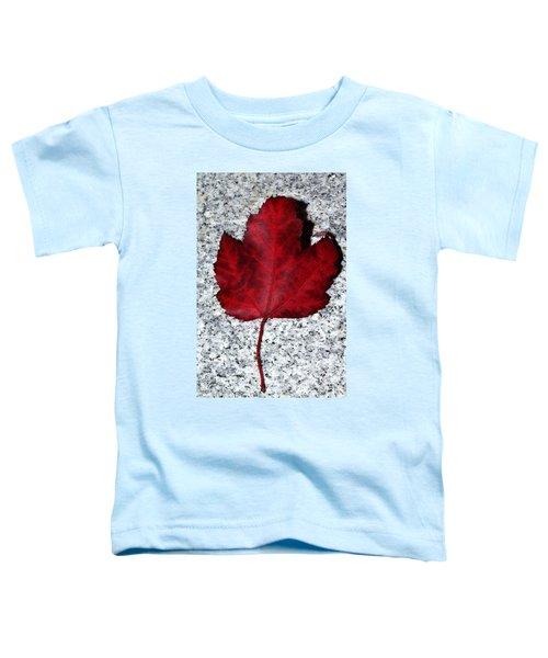 Autum Maple Leaf 1 Toddler T-Shirt