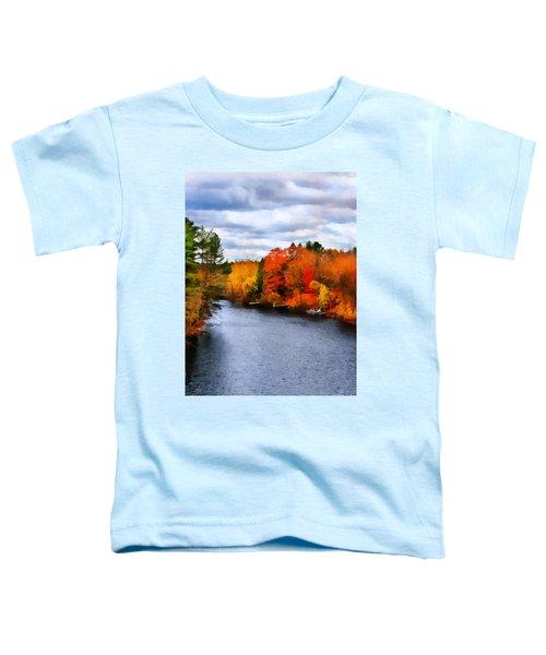 Autumn Channel Toddler T-Shirt