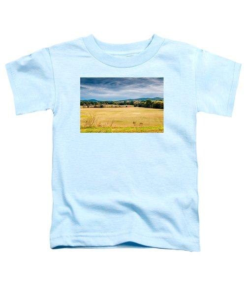 Autumn Field Toddler T-Shirt