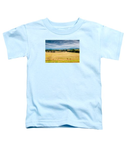 Autumn Field Toddler T-Shirt