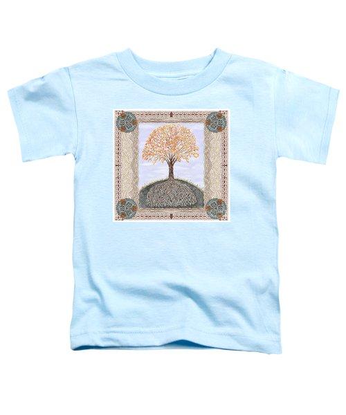 Autumn Tree Of Life Toddler T-Shirt