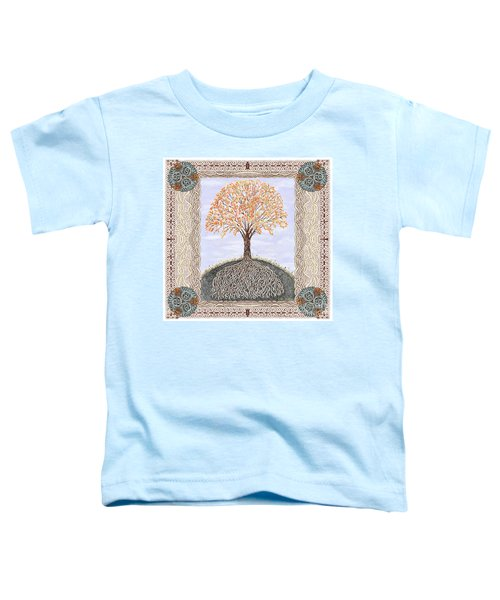 Autumn Tree Of Life Toddler T-Shirt