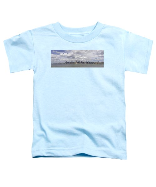 A View From New Jersey 1 Toddler T-Shirt