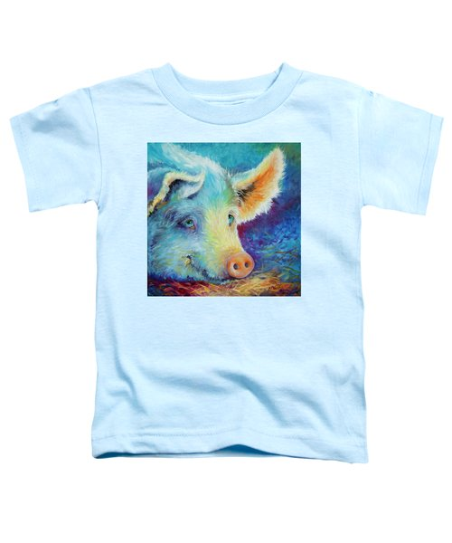 Baby Blues Piggy Toddler T-Shirt