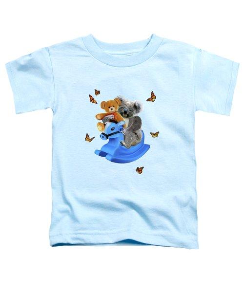 Baby Koala Bear Rocks Toddler T-Shirt