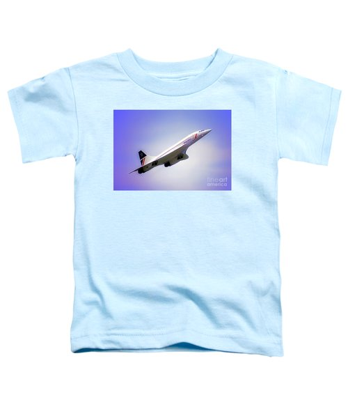 Bac Concorde  Toddler T-Shirt