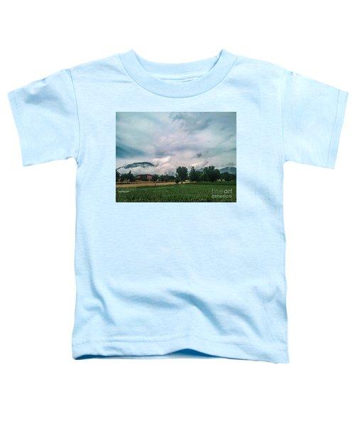 Back To Roma Toddler T-Shirt