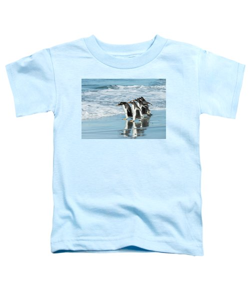Back To The Sea. Toddler T-Shirt