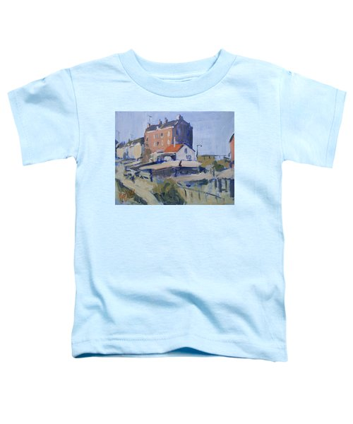 Backyard Spaarndammerdijk Toddler T-Shirt