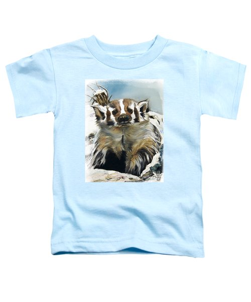 Badger - Guardian Of The South Toddler T-Shirt