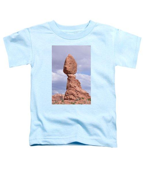 Balance Rock Toddler T-Shirt