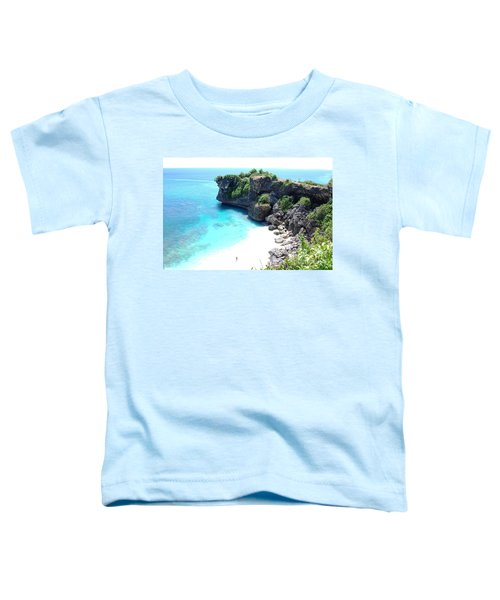 Bali Beach Toddler T-Shirt