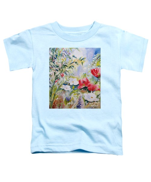 Bamboo Forest Toddler T-Shirt