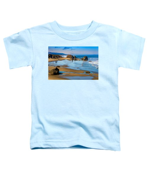 Bandon Beach Toddler T-Shirt