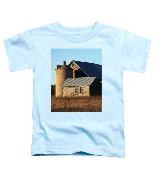 Barn At 57 And Q Toddler T-Shirt