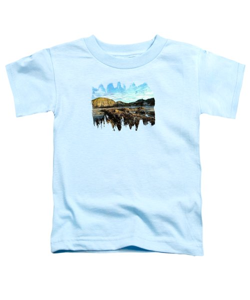Barnacles On The Beach Toddler T-Shirt