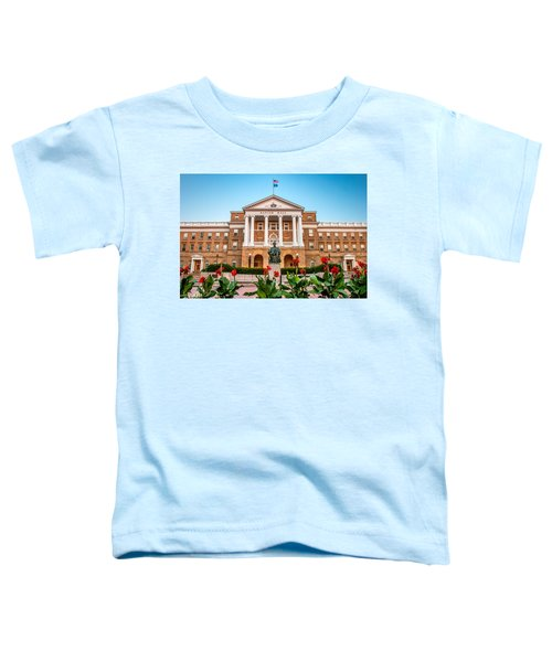 Bascom Hall Toddler T-Shirt