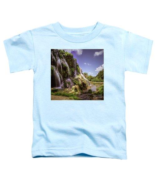 Baume Les Messieurs, France. Toddler T-Shirt