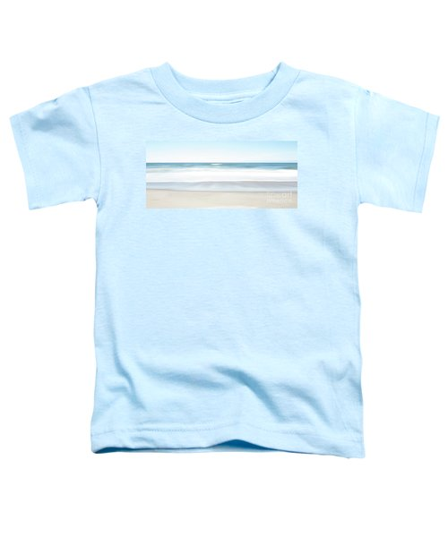 Beach Abstract Toddler T-Shirt