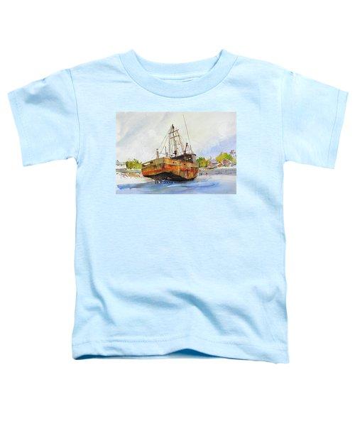 Beached Toddler T-Shirt