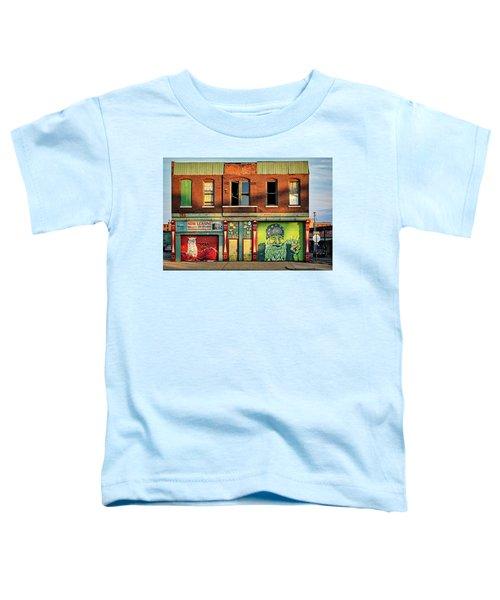 Beardy Mcgreen Toddler T-Shirt