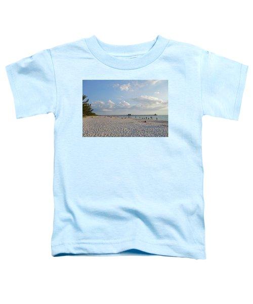 Beautiful Day On Naples Beach Naples Florida Toddler T-Shirt