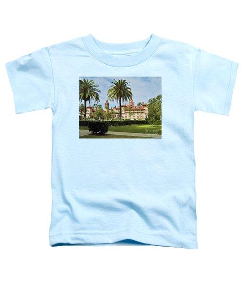 Beautiful Flagler College Toddler T-Shirt
