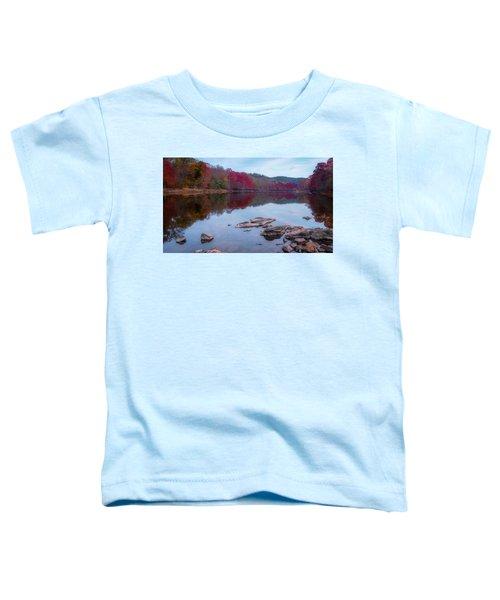 Beavers Bend State Park Toddler T-Shirt