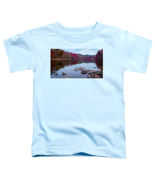 Beavers Bend State Park Toddler T-Shirt