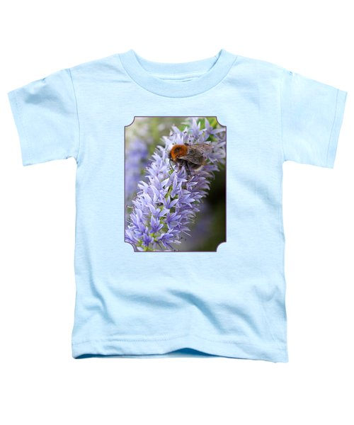 Bee Happy 2 Toddler T-Shirt