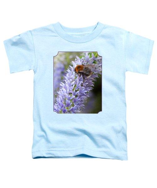 Bee Happy 2 Toddler T-Shirt