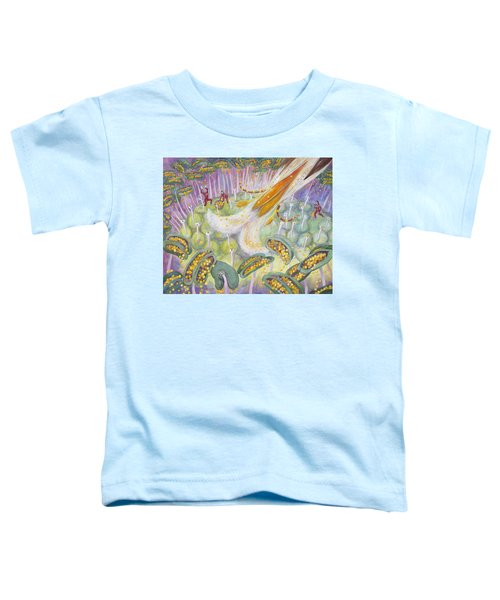 Bee's Tongue Toddler T-Shirt