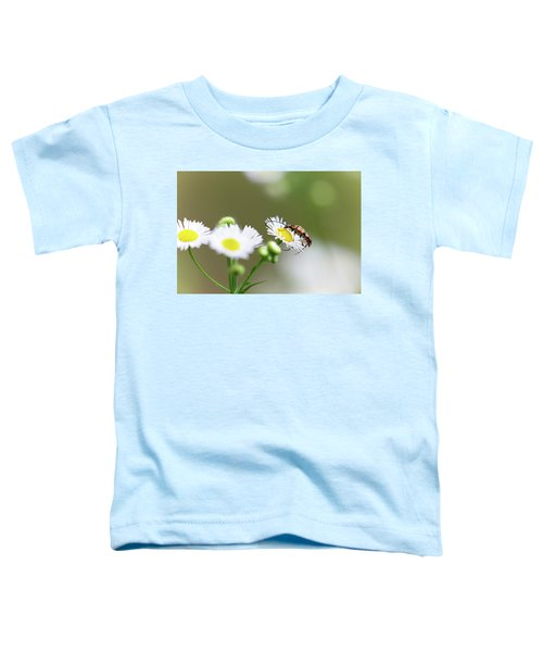 Beetle Daisy Toddler T-Shirt