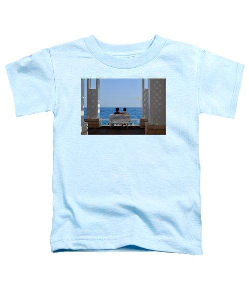 Below Sea Level Toddler T-Shirt