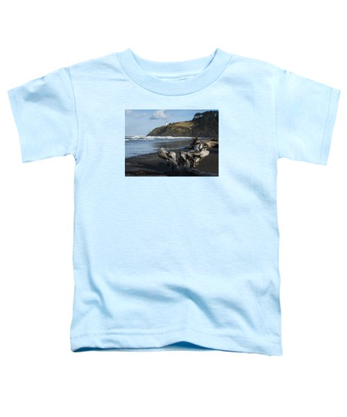 Benson Beach And North Head Toddler T-Shirt